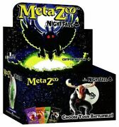 Metazoo Nightfall 1st Edition Booster Box Factory Presale October Preorder