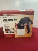 Krause And Becker 5 Gph Electric Paint Spray Gun Model 175 Psi For General Purpose