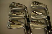 Taylormade /p770 Forged Iron 2020 /n.spro Modus Tour 105s Flex-s 5-p