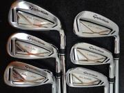 Taylormade Sim Gloire/nspro950ghneo 6 Pieces/s/24 8726
