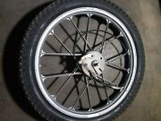 Puch Magnum Mk2 Moped Oem Comple Set Off Wheels W Tires