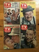 1960 Tv Guide Vintage Collection 47 Issues Elvis Sinatra Lucy No Mailing Labels
