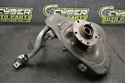 2017 2018 Audi R8 Front Right Spindle Knuckle Hub Upper Control Arm Bushings Oem