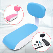 1 X Bicycle Cushion Set W/back Child Safety Rear Cushion Armrest Handrail Pedals