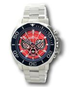 Marvel Spiderman Men's Limited Edition 48mm Chronograph Watch 35096