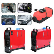 3kw 5kw Diesel Air Night Fuel Heater Remote For Car Lorry Truck Boats Indoor