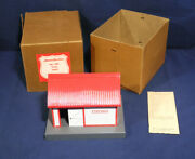 American Flyer 585 Tool Shed Never Used Original Box 1949 Ac Gilbert Railroad