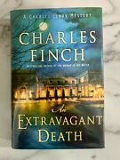 An Extravagant Death By Charles Finch A Charles Lenox Mystery