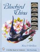 Bluebird China Collector Reference - Vintage Porcelain Dinnerware Patterns Marks