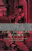 Dover Books On Music Ser. Principles Of The Flute Recorder And Oboe By...