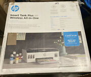 Hp Smart Tank Plus 551 Thermal Inkjet All-in-one Printer - White - Used