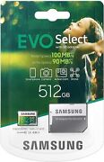 For Smartphones And Tablets Samsung Evo 32gb 64gb 128gb 256gb Micro Sd Sdhc Lot 95