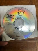 Timmy T Time After Time Promo Cd Single Htf Rare Jam City 5003-2