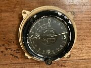 Antique Aircraft Altimeter Us Aviation Section Signal Corps By Tycos