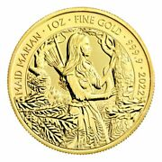 1 Oz 2022 Great Britain Myths And Legends   Maid Marian Gold Coin