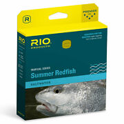 Rio Summer Redfish Saltwater/ Warmwater Tropical Coating Fly Line