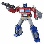 Transformers Toys Generations War For Cybertron Earthrise Leader Optimus Prime