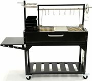 Tagwood Bbq Argentine Grill Steel And Stainless Steel   Bbq03si
