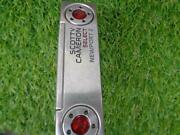 Scotty Cameron Select Newport 2 35in Putter Lh With Head Cover Free Shipping