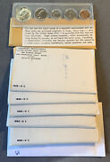 1968 Uncirculated Mint Set Lot Of 6 And 1 Special Mint Set