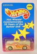 Hot Wheels Barbie Camaro 1 Limited Edition 1/7000 Real Riders