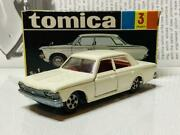 Tomica Diecast 1/65 Toyota Crown Super Deluxe Tomy 1a 1s Mini Car Free Shipping