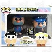 Flinstones - Fred And Barney 2-pack San Diego Comic Con 480 Pcs