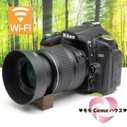 Nikon D90 Slr Transfer To Smartphone With Wifisd 1982