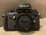 Nikon F3/t Camera Good Condition Best Price Collection Operation Confirmed