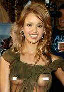 Jessica Alba In A 11 X 17 Glossy Photo Poster Oops