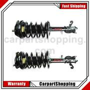 2 Focus Auto Parts Suspension Strut And Coil Spring Assembly Front For Prizm Geo