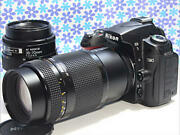 Pole Nikon D90 Double Zoom Set High Quality Beginner's Recommendation