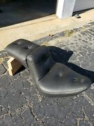 2006 - 2017 Harley Davidson Softail Wide Tire Mustang Extra Wide Regal 2 Up Seat