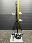 Shure Super 55 Blue Foam Supercardiod Dynamic Microphone With Cable And Stand.