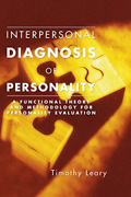Leary Timothy-interpersonal Diagnosis Of Per Book New