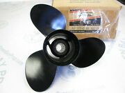 48-56246a 1 10 3/4 X 10 Pitch Alum Prop For Mercury 40-50 Hp Outboards