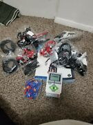 Lego Mindstorms Ev3 31313 Comes With The Discovery Book/manual