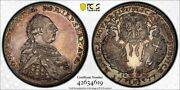1777-kr Germany Hall 1/2 Thaler Pcgs Ms63 Lotg1336 Silver Choice Unc