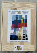 Artifact Wooden Jigsaw Puzzle Sophie Taeuber-arp 302 Pieces Made In Usa