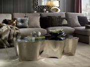 Coffee Table Living Room Table Stainless Steel Chrome Design Side Table Arcadia