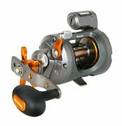 Okuma Fishing Tackle Cold Water Linecounter Trolling Reel Cw-153dlx Multicolor