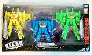 New Hasbro E5002 Transformers War For Cybertron Siege Rainmakers Seekers 3-pack