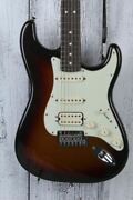 Fender 2014 American Deluxe Stratocaster Plus Hss Electric Guitar With Case