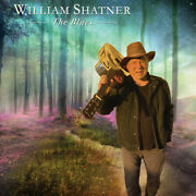 William Shatner The Blues Brand New Colored Record Lp Vinyl