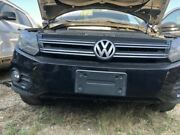 Front Bumper Without Headlamp Washers With Fog Lamps Fits 12-17 Tiguan 643808
