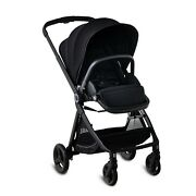 Elittle Lightweight Baby Stroller For Newborn Compact Fold Stands For Storage