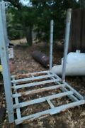 Stack Racks 2 Sets Of 3 4000 Capacity Little Dirty Good Condition