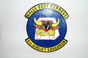 6th Airlift Squadron Plaque