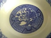 Blue Willow Dishes 5pcsandnbsp 9 Plate 2 Berry Desert Bowls 2 Bread Cake Plates
