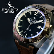 The Real Thing Stormento Marino Strumento Defender Divers Self-winding